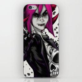 Demon Sarah  iPhone Skin
