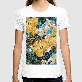 Golden Vintage Aloha T-shirt