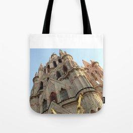 Church of San MIguel de allende II Tote Bag