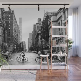 New York City Streets Wall Mural