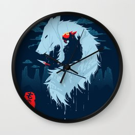 Hime Wall Clock