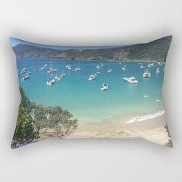 Put Your Anchor Down Rectangular Pillow