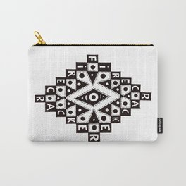 Eye of the Explosion Carry-All Pouch