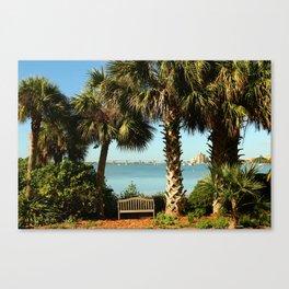 Sarasota Bay Canvas Print