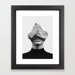 INNER STRENGTH Framed Art Print