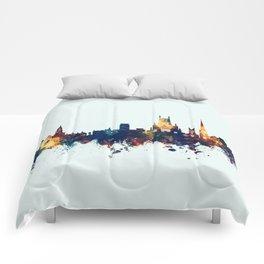 Worcester England Skyline Comforters