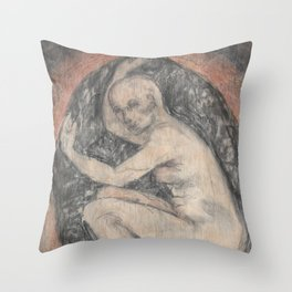 All Flesh:  Revisiting the Egg Throw Pillow