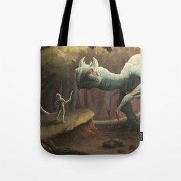 Unamused Tote Bag