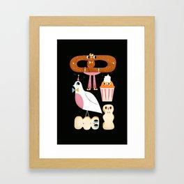 Philly stuff Framed Art Print