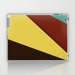 Retro Earth Tones Laptop & iPad Skin