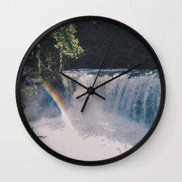Spirit Falls Wall Clock