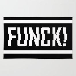 FUNCK! Rug