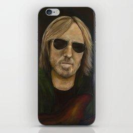 Tom Petty iPhone Skin