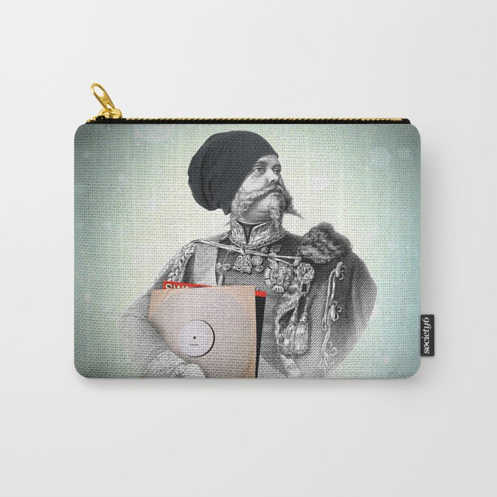"Hipster 1 ""What this band? Yea I was into them before they where cool."" Carry-All Pouch"