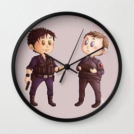 Sheppard & Mckay Wall Clock