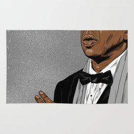 "Jay Z - ""Grey Hova"" Rug"