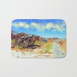 Antietam Under Blue Skies Bath Mat