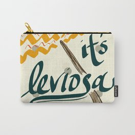 It's Leviosa Magic Wand Design Carry-All Pouch