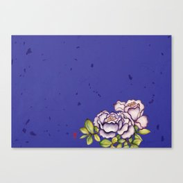 The mysterious love Canvas Print
