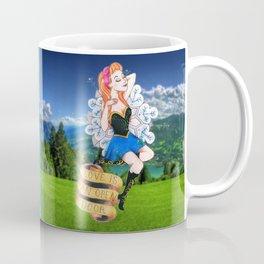 Frozen Hearts Coffee Mug