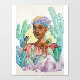 Madre Del Desierto Canvas Print