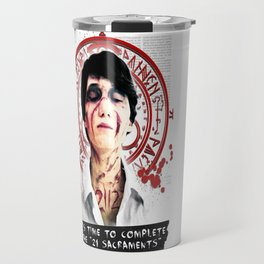 "Silent Hill - It's time to complete the ""21 Sacraments"" Travel Mug"