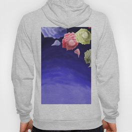 Night Roses Hoody