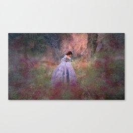 Impression by Kylie Addison Sabra Canvas Print