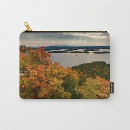 Autumn colors in New Hampshire Carry-All Pouch