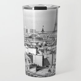 Paris Rooftops and the Eiffel Tower Travel Mug