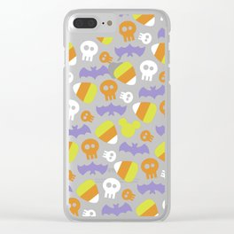Boo to You Clear iPhone Case