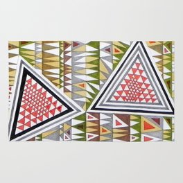 Tetris n. 7 Rug