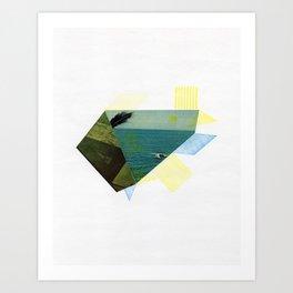 Verano Art Print