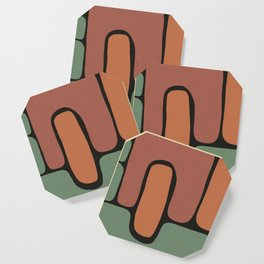 Shape Study IV Coaster