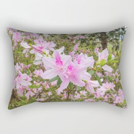 Spring in Bloom Rectangular Pillow