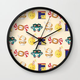 It's Bawlmer, hon! Wall Clock