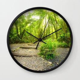 Nature Panorama Wall Clock