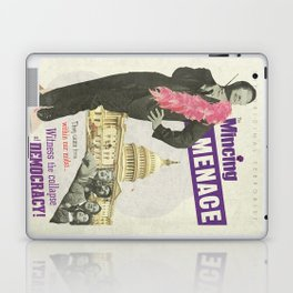 The Mincing Menace Laptop & iPad Skin