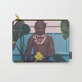 Vintage Kauai Buddha Carry-All Pouch