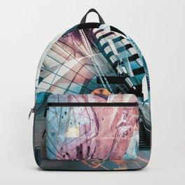 Tube Distortion Backpack
