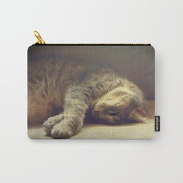 Catnapping Carry-All Pouch