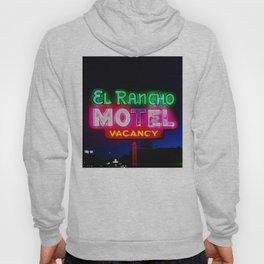 El Rancho Motel ... Hoody