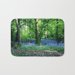 The Bluebell Dell Bath Mat