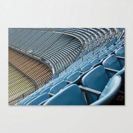Stadium Seating Canvas Print