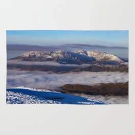 Coniston Fells from the Fairfield Horseshoe Rug