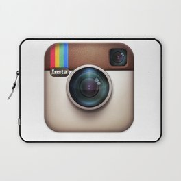 instagram ipad  Laptop Sleeve