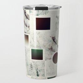Of Fragments and Wholes Travel Mug