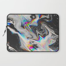 CONFUSION IN HER EYES THAT SAYS IT ALL Laptop Sleeve