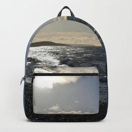A Beach at Whidbey Island, Washington Backpack