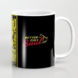 Saul Goodman - Better Call Saul Mug Coffee Mug